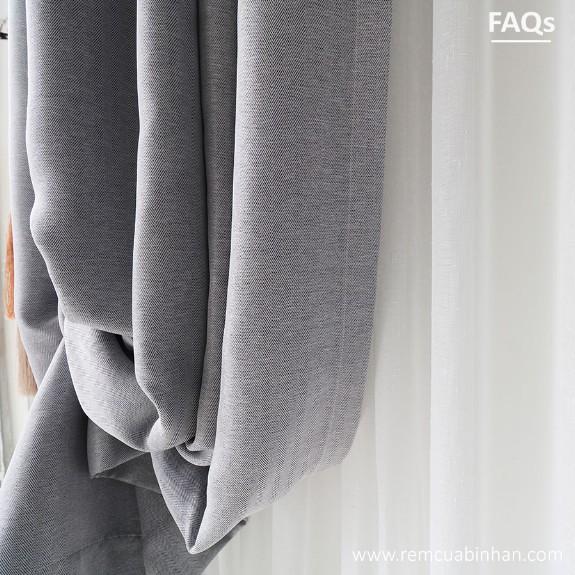 FAQs Thắc Mắc Phổ Biến Khi May Rèm Cửa