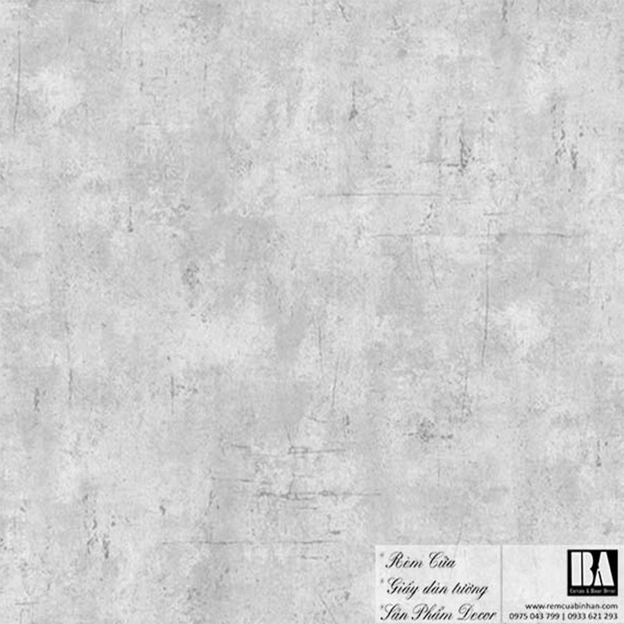 Giấy dán tường giả bê tông mài   giấy dán tường đẹp TP HCM