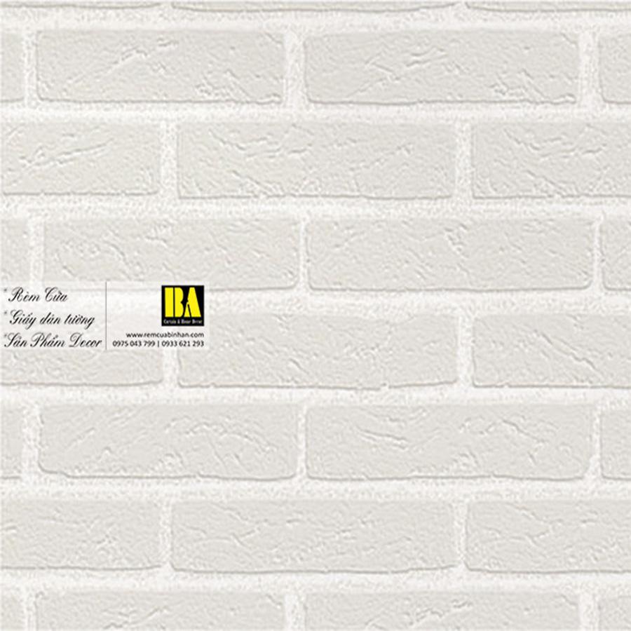 Giấy dán tường giả gạch Hàn Quốc | giấy dán tường đẹp TP HCM