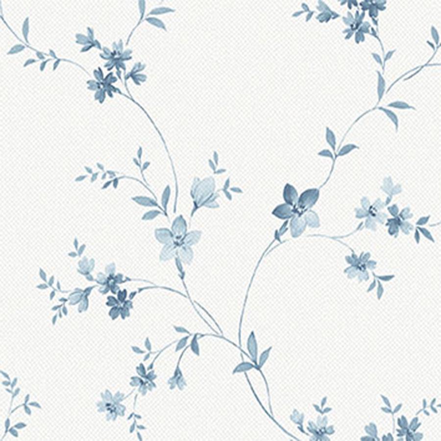 Giấy dán tường hoa nhí xinh xắn | giấy dán tường Hàn Quốc đẹp cho phòng ngủ