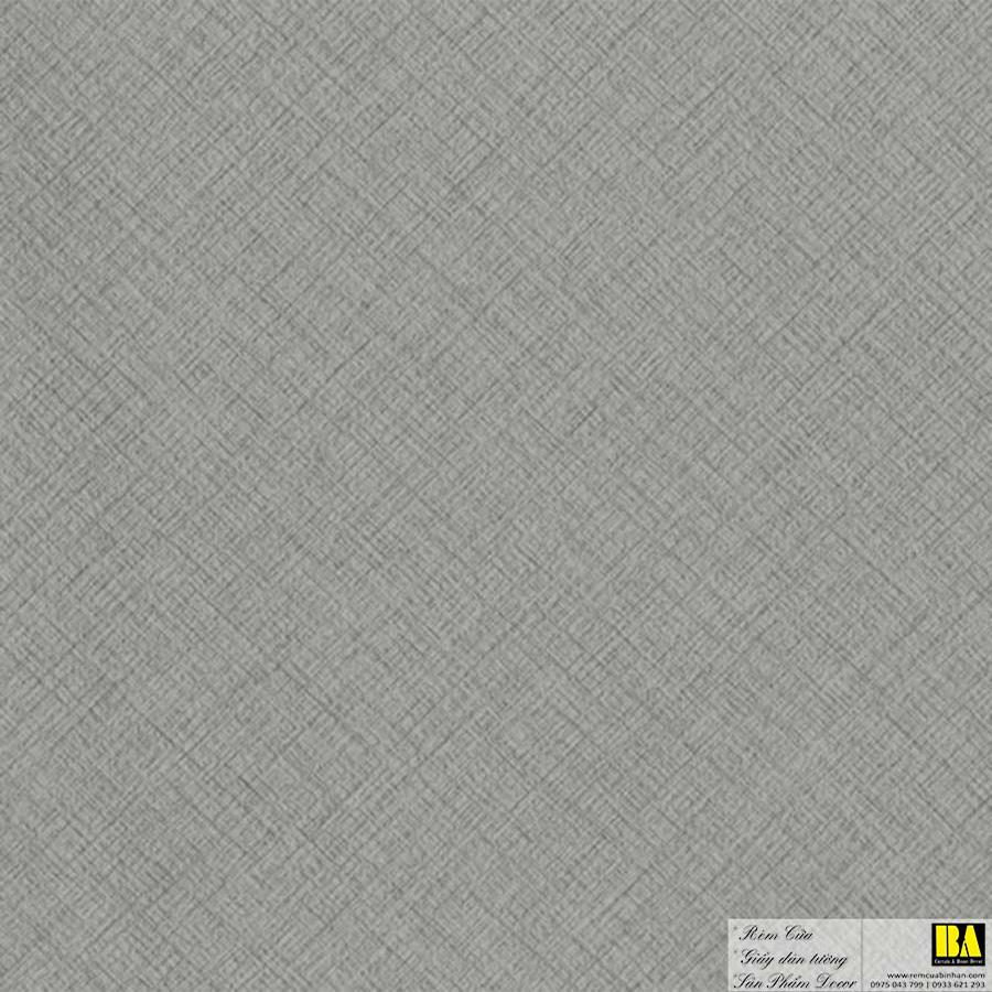 Giấy dán tường phòng khách vân vải sọc xéo | giấy dán tường Hàn Quốc