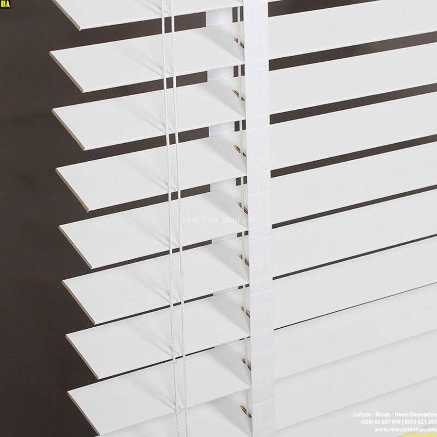 Màn Nhựa giả Gỗ Nhựa PS Cao Cấp Màn Cửa Sổ Rèm Văn Phòng SNW01 Nhập khẩu KOREA