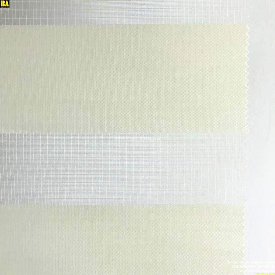 Màn Cầu Vồng Hàn Quốc Rèm Cửa Sổ Màn Văn Phòng Đẹp Màu Kem ZK01