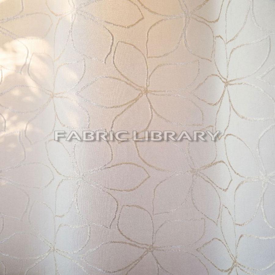 Rèm vải Hoa văn Châu Âu cao cấp Màn cửa vải Bỉ 100% Polyester MADAGASCAR