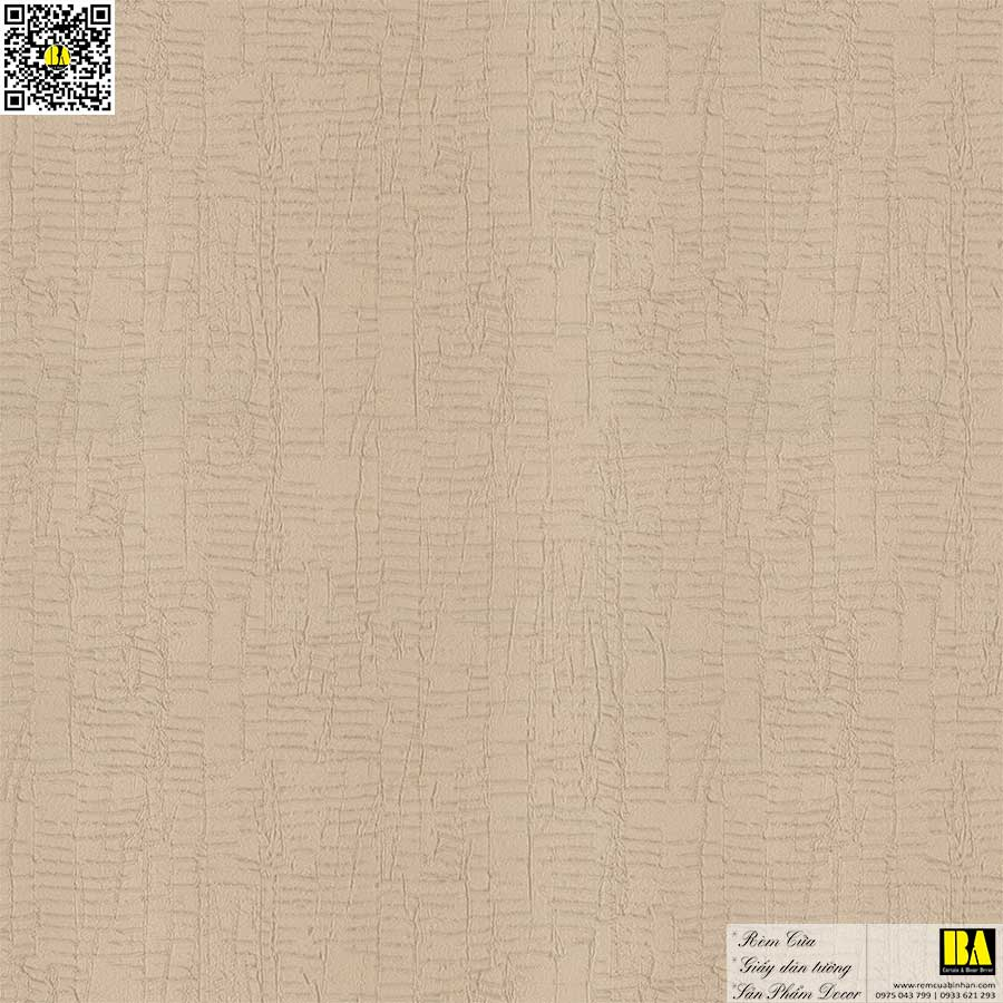 Vải dán tường giả da sang trọng | Vải dán tường sợi thủy tinh cho nhà ở, biệt thự, khách sạn