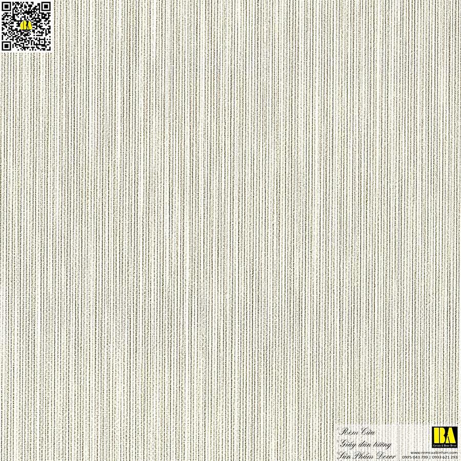 Vải dán tường họa tiết sọc dọc | Vải dán tường sợi thủy tinh cho nhà ở, biệt thự, khách sạn