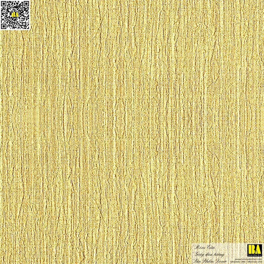 Vải dán tường vân vải thô linen sọc dọc | Vải dán tường sợi thủy tinh Bình An